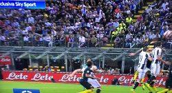 Gol di Icardi! Il capitano riapre Inter-Juve su corner! Guarda il video (VIDEO)