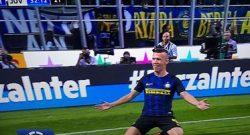 Gol! Perisic porta in vantaggio l'Inter! Guarda il video! (VIDEO)
