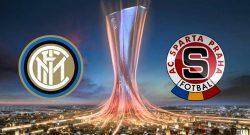 Inter-Sparta Praga, le formazioni ufficiali: Ansaldi a centrocampo, c'è Pinamonti dal 1'