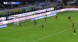 Gol di Icardi! L'Inter accorcia le distanze contro la Roma! [VIDEO]