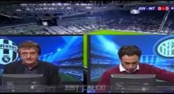 Juventus - Inter, Tramontana impazzisce e guardate la reazione di Corno [VIDEO]