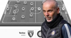 Torino-Inter, le formazioni ufficiali