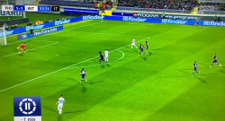 Raddoppio di Icardi! Inter in vantaggio sulla Fiorentina! [VIDEO]