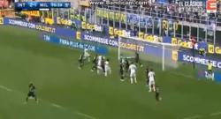Inter-Milan, l'arbitro da 5 minuti di recupero ma Zapata segna al 97esimo: sul web gridano allo scandalo [VIDEO]