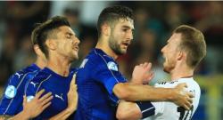 """Italia-Germania under 21, Arnold minaccia Gagliardini: """"Ci si ritrova sempre nella vita"""""""