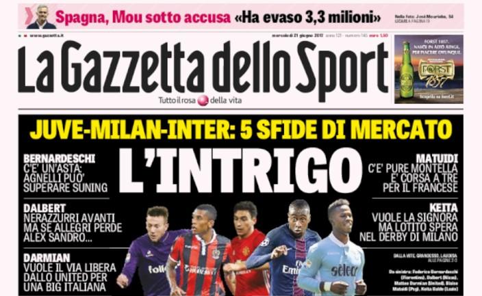 Juventus forte su Matuidi: il francese vuole lasciare il Psg