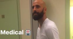 Inter, visite mediche in corso per Borja Valero: ecco la foto ufficiale