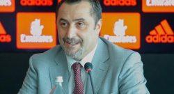 """Mirabelli si prende gioco dell'Inter:""""Derby vinto sul mercato? L'altra squadra di Milano..."""""""