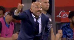 Incredibile a San Siro: Perisic segna il terzo gol alla Fiorentina, Spalletti nervoso con la squadra! [FOTO]