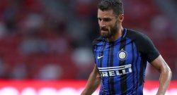 """Ag. Candreva allontana il mercato: """"Resterà all'Inter, ha sposato il progetto dei nerazzurri"""""""