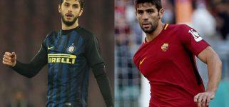 Ipotesi scambio tra l'Inter e la Roma: Ranocchia per Fazio?