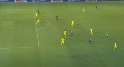 Gol di Brozovic: il croato supera Barbosa e insacca [VIDEO]