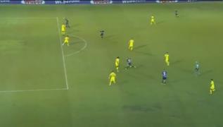 Gol di Brozovic: il croato supera Barbosa e insacca [VIDEO]