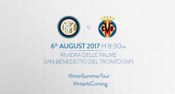 Inter - Villareal: dove vederla in diretta Tv gratis