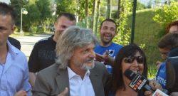 """Ferrero: """"Su Schick la Roma ha superato l'Inter. Ecco la cifra giusta per prenderlo"""""""