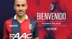 UFFICIALE - Palacio è un nuovo calciatore del Bologna, i dettagli