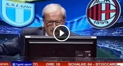 La Lazio umilia il Milan, Crudeli sotto shock e Tramontana se la ride [VIDEO]