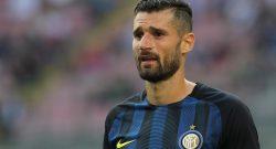 Inter, i numeri di Candreva fanno infuriare i tifosi: solo il 13,79% dei cross a segno