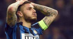 Inter, nuovo attacco shock a Mauro Icardi ed ai calciatori: parole durissime
