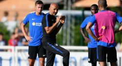 Bologna-Inter, tre cambi per Spalletti: Brozovic, Vecino e Nagatomo dal 1'