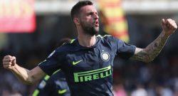 GdS – Brozovic, filtra pessimismo per tre motivi: out con Milan e Napoli? Al suo posto…