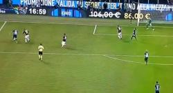 Gol fantastico di Mauro Icardi che raddoppia! Inter 2 Milan 1 [VIDEO]