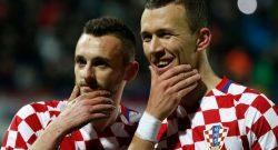 Brutte notizie per l'Inter: Perisic ancora titolare con la Croazia dopo i 90 minuti giocati 3 giorni fa