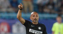 Inter-Milan, Spalletti pensa ad un clamoroso esperimento?