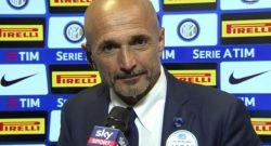 """Inter, Spalletti: """"A Napoli senza Joao Mario e Brozovic, il portoghese dovrà operarsi"""""""