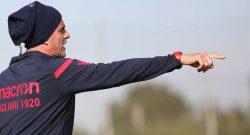 Cagliari - Inter, i convocati di Lopez: fuori Sau e Deiola