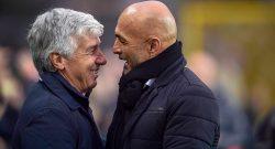 Verso Inter-Atalanta: Gasperini non convoca Spinazzola, Freuler e Caldara