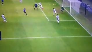 Gol di Mauro Icardi che riporta subito la gara sull'1-1, che tiro al volo! [VIDEO]