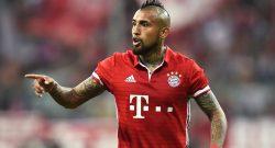 TS – Inter, il Bayern non fa muro per Vidal e ha già il sostituto. Lui aveva già detto sì ma…