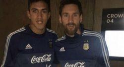 GdS – L'Inter prenota Cuello, gioiello benedetto da Messi: possibile sinergia con un club di Serie A