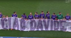 Fiorentina-Benevento: durante il minuto di silenzio per Astori accade qualcosa di incredibile! [VIDEO]