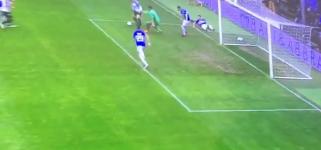 Gol spettacolare di Mauro Icardi di tacco! Sampdoria 0 Inter 3 [VIDEO]