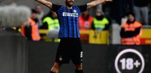 """L'agente di Candreva spegne le voci: """"Resta all'Inter al 100%"""""""