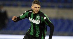 """Mercato Inter, l'assist di Carnevali: """"Normale che Berardi ora possa costare meno"""""""