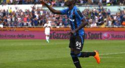 Mercato, l'Inter fa sul serio per Barrow: già pronta la strategia con l'Atalanta