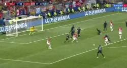 Super gol di Ivan Perisic, è subito pareggio! Francia 1 Croazia 1 [VIDEO]
