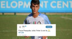 Inter, incidente stradale per il 16enne Pasquale Carlino: lotta per la vita
