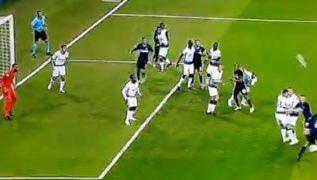 Clamoroso Inter, Vecino segna il 2-1 nel recupero - VIDEO