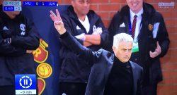 Tifosi Juve insultano Mourinho, la risposta dello Special One è epica [VIDEO]