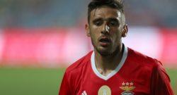 Mercato, l'Inter su Salvio del Benfica: indizio clamoroso e inequivocabile dell'agente