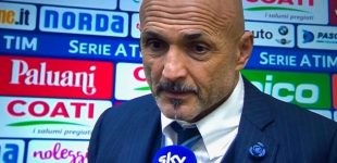 """Spalletti: """"All'Inter manca cattiveria nei momenti giusti. Mercato? Difficile migliorarci"""""""