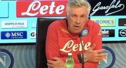 """Napoli, Ancelotti: """"Icardi? E' un attaccante fortissimo, ma è dell'Inter. Posso…"""""""