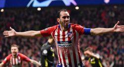Atletico Madrid, Godin c'è: l'uruguagio convocato per Torino