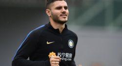 Inter, prosegue il lavoro personalizzato per Icardi. Niente Eintracht e nemmeno derby