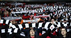 """Inter-Eintracht, in arrivo 400 ultrà senza biglietto. Repubblica: """"Incubo incidenti multiplo"""""""