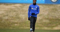 Inter-Eintracht, la probabile: Spalletti lancia Keita dal 1′? A centrocampo…